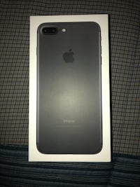 black iPhone 7 plus box Baltimore, 21218