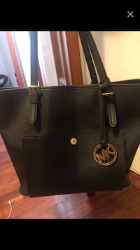Tote bag in pelle michael kors nera Napoli, 80131