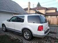 Ford Explorer Limited - 4x4