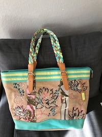 Oilily tote, large.
