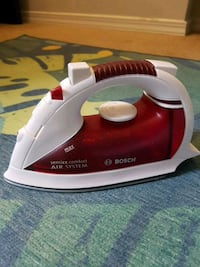 Bosch iron scale model (very realistic toy) Vancouver, V6C 3R3