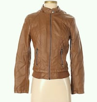 Faux leather jacket BRAND NEW Billerica