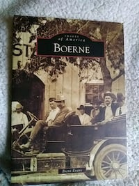 Images of America Boerne by Brent Evans book Tacoma, 98405