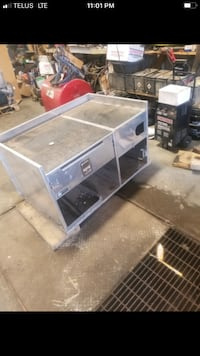 Metal Storage Box For Chev Tahoe Edmonton