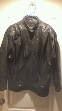 75.00 OBO. Genuine leather jacket