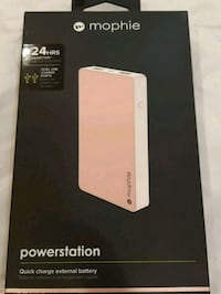 Phone charger-external battery  Burlington