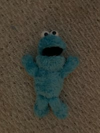 Cookie Monster battery toy  Hamilton, 20158