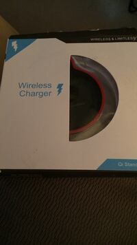 red and black wireless charger box Fredericksburg, 22408