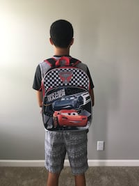 Cars Backpack new