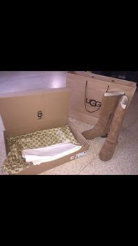 Uggs Australian Channing riding boots  498 mi