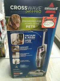 BISSELL Crosswave Pet Pro All in One Wet Dry Vacuu Baltimore, 21216
