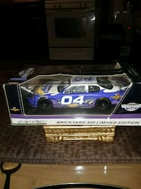 BRICK YARD 400 DIE CAST CAR NEW IN BOX  Providence