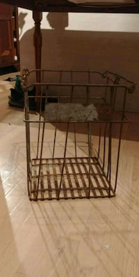 Vintage wire crate Mississauga, L5B 4M1
