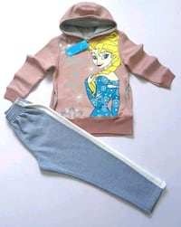 Elsa tracksuit for girl age 2 to 3 years old !  Mississauga, L5M 7G2
