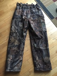 Sportchief hunting pants 724 km