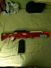 red and black Nerf gun West Springfield, 22152