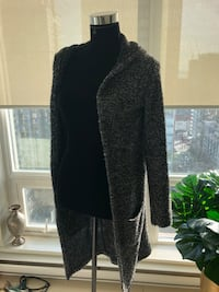 Knit long cardigan  Vancouver