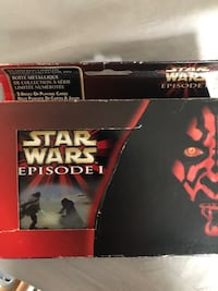Star Wars game card limited edition collector tin