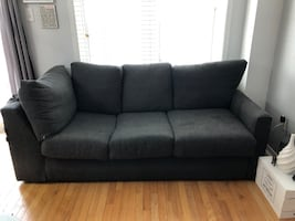 Free couch.