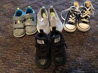 Lot of toddler shoes size 7 Ocean Springs, 39564