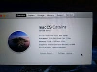 """13"""" MacBook Pro with charger. SSD drive, fast unit."""