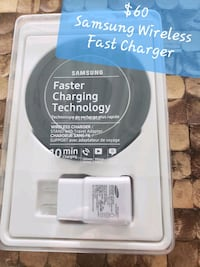 Brand New, Sealed Samsung Wireless Fast Charger Vaughan, L4L 8K5