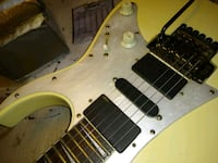 Ibanez RG 450 DX. .       a note       in nd.    . Spring, 77381