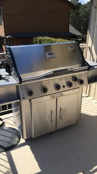 stainless steel gas grill Central Okanagan, V1Z 3M2