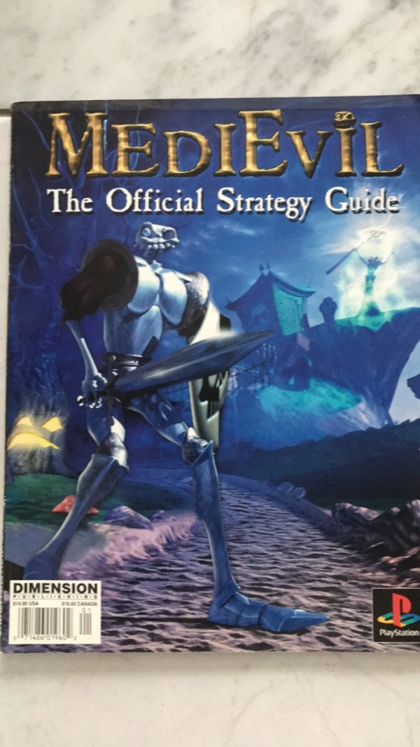 MedIEvil - The official strategy guide for PlayStation