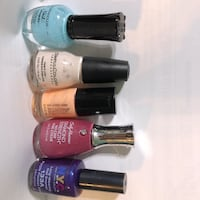 5 color Nail polish $5 for all 亨德森, 89052