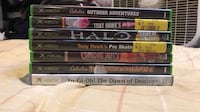7 original XBOX game lot Chesterfield, 23838