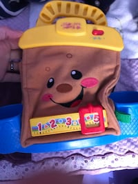 Fisher Price Interactive bag!