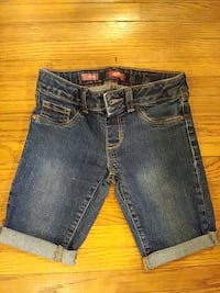 Girls jean shorts Wichita