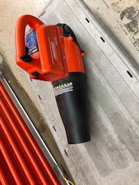 New  Echo 58 V Brushless blower never used bare tool no batteries . Toronto, M9W 2W2