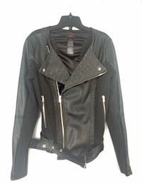 New faux leather jacket Toronto, M8Y 0A1