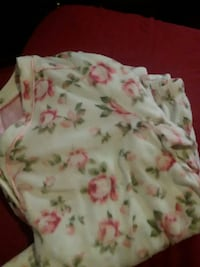 white and pink floral print Pajamas  New Albany, 47150