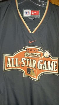 Embroidered All Star Game collectible Charlotte, 28227