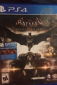 Batman Arkham Knight for PS4 Lawrence Township, 08648