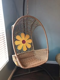 Hanging Chair with Stand Pendleton, 46064