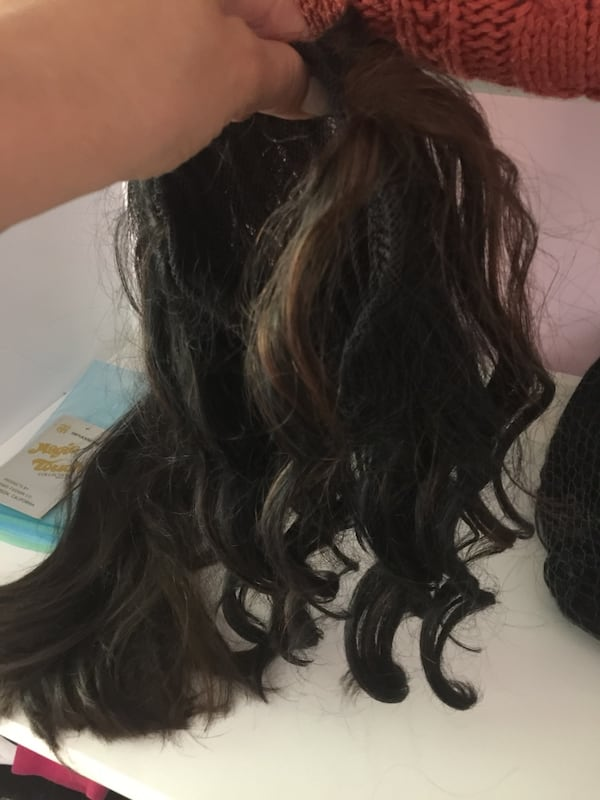 Wig and hair piece collection - high quality d36d45a9-a9f4-4cdc-8ab1-5b52038f8c50