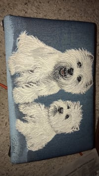blue and white area rug Kitchener, N2A 1R6