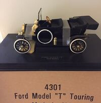 Ford model T large diecast  Plymouth