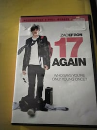 17 Again DVD Movie!