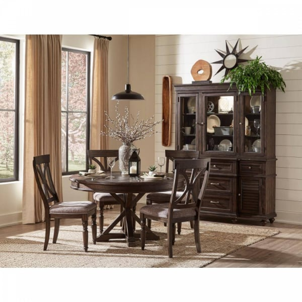 Round Dining Table Dining Set - Brand New - Free Home Delivery SF bay area
