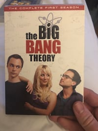The Big Bang Theory Season 1 Brampton, L6R 1T5