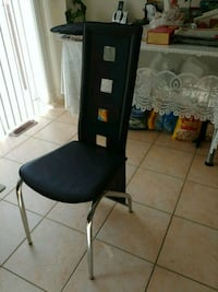 Black Dining Chairs in excellent condition  Toronto