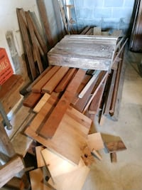 Pile of wood. $25 OBO Fishersville