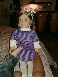 Authentic American Girl Doll (Rebecca)