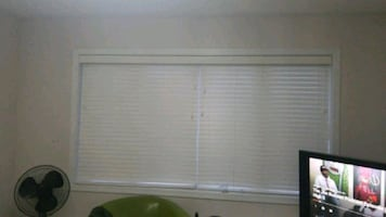 New blinds