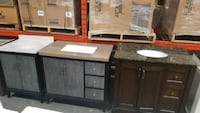 Year End Vanity clearance Sale - prices starting from $49.9 Richmond Hill, L4B 3L9